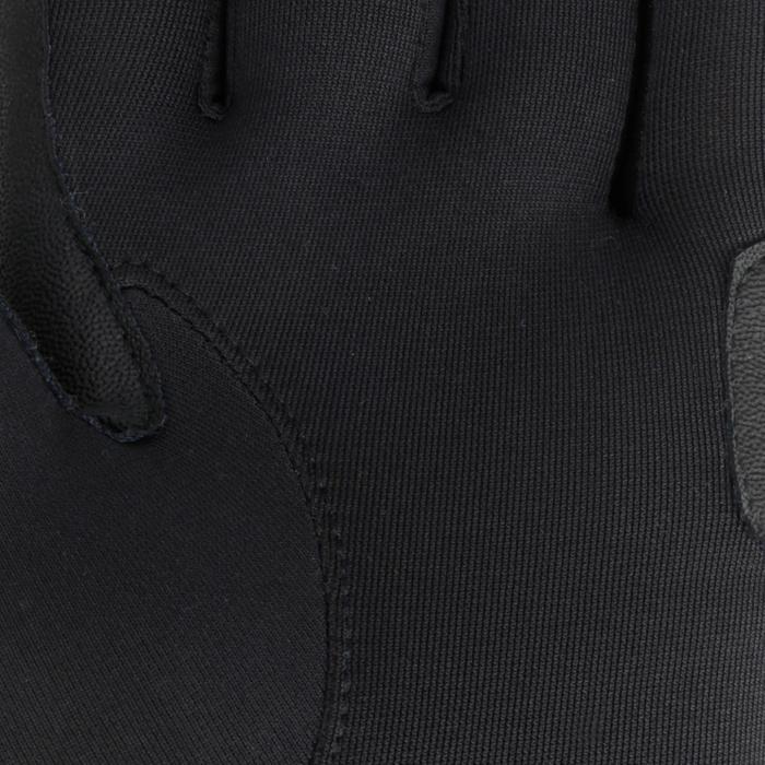 Warme  paardrijhandschoenen Easywear voor kinderen - 69331