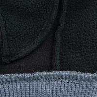 Easywear Children's Warm Horse Riding Gloves - Black