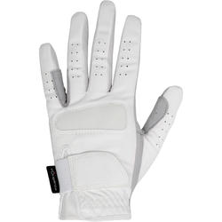 Adult Horse Riding Grippy Gloves - White