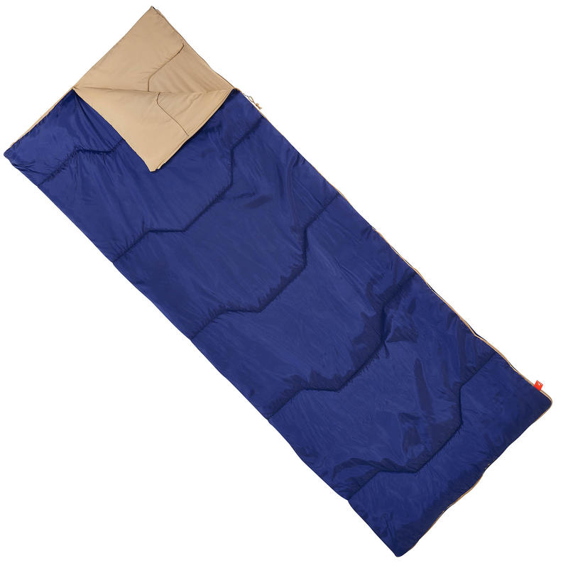 ARPENAZ 20° Camping Sleeping Bag - blue