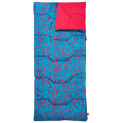 Arpenaz 20° Child Camping Sleeping Bag - Blue