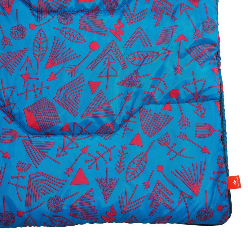 Saco de dormir de camping niños ARPENAZ 20°