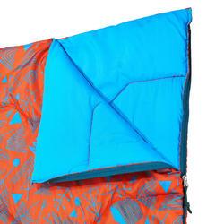 Kinderslaapzak voor camping / bivak Arpenaz 20° - 693770
