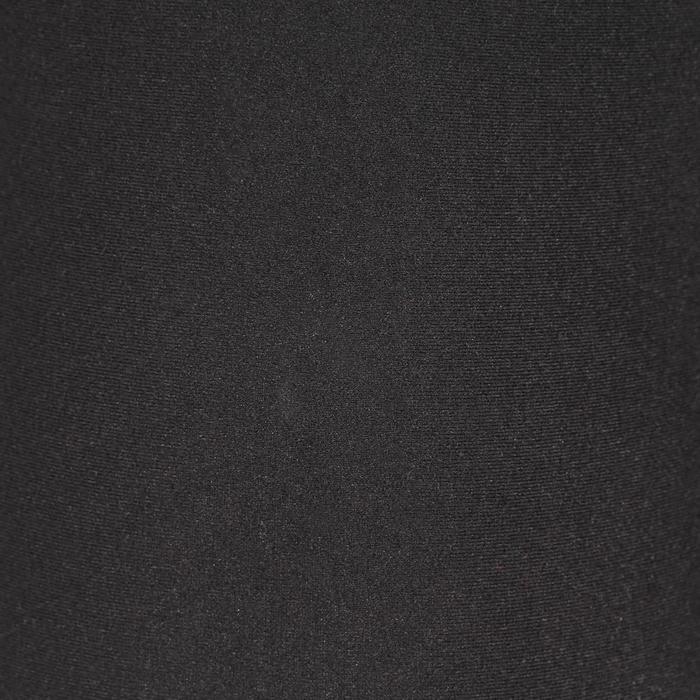 Justaucorps de danse classique manches courtes noir fille - 693970