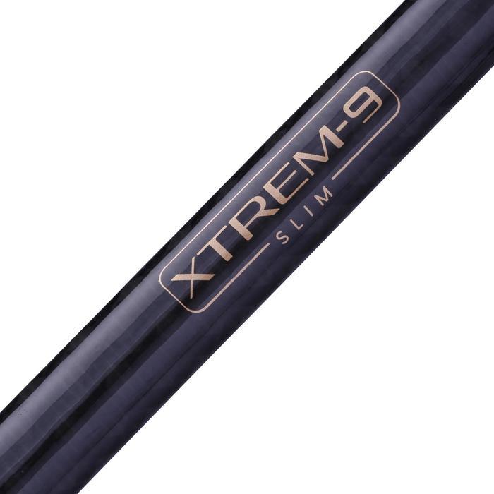 Canne pêche de la carpe XTREM-9 SLIM 390 - 694036