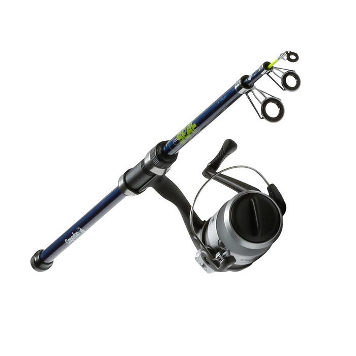 Ensemble pêche en mer SENSEATIP-1 TELESCO 130