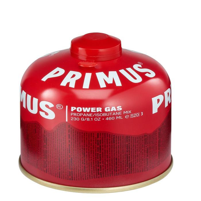 Gasvulling met schroefsysteem voor Power Gas-kooktoestel 230 gram