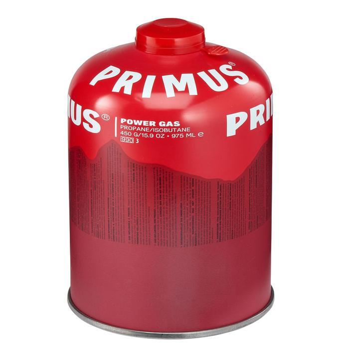 Gasvulling met schroefsysteem voor Power Gas-kooktoestel 450 gram