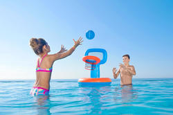 Ring voor waterbasket blauw/oranje - 694282