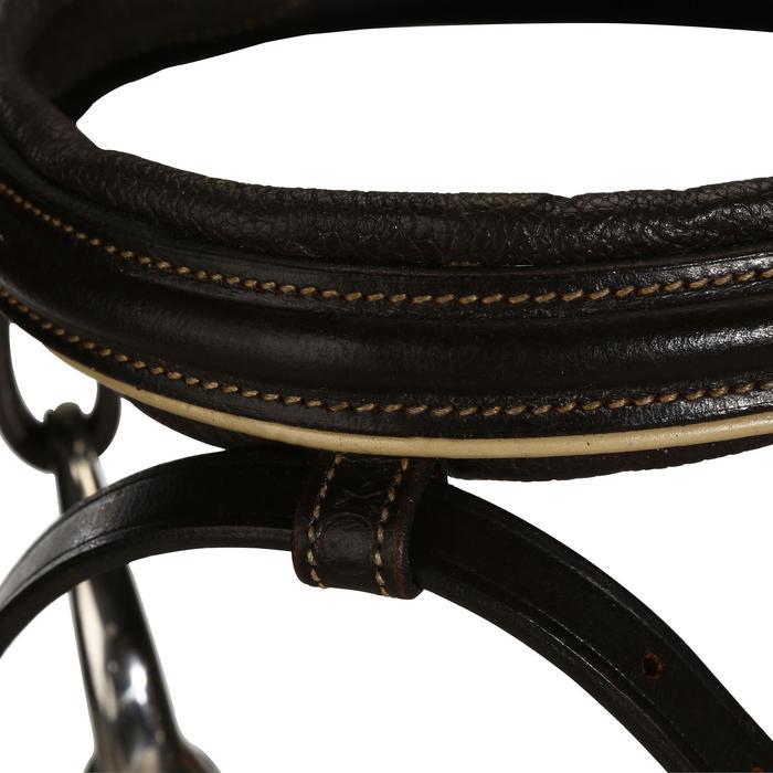 Filet + rênes équitation cheval et poney EDIMBURGH - 694569