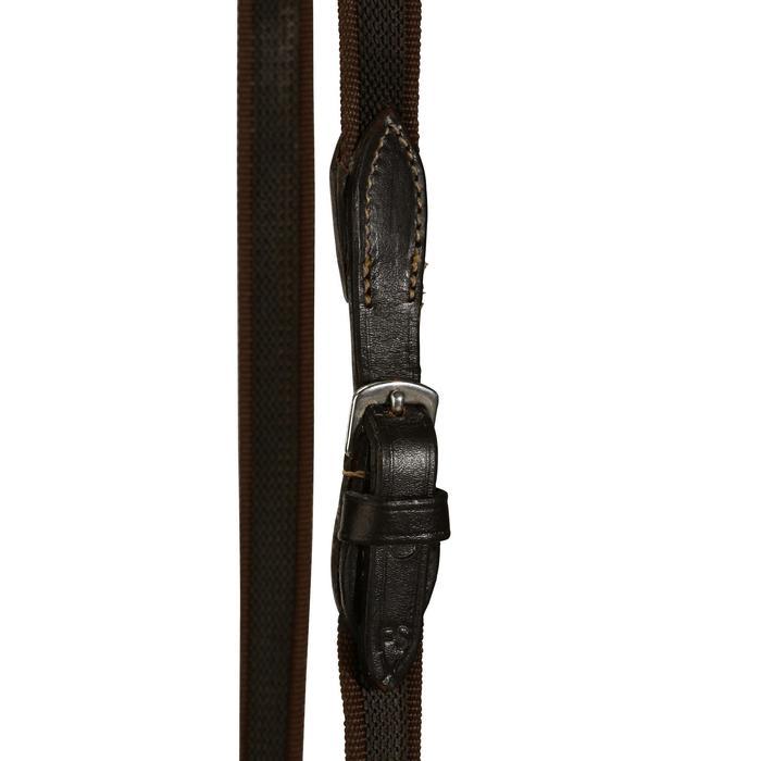 Filet + rênes équitation cheval et poney EDIMBURGH - 694572