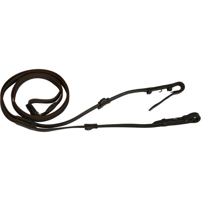 Filet + rênes équitation cheval et poney EDIMBURGH - 694577