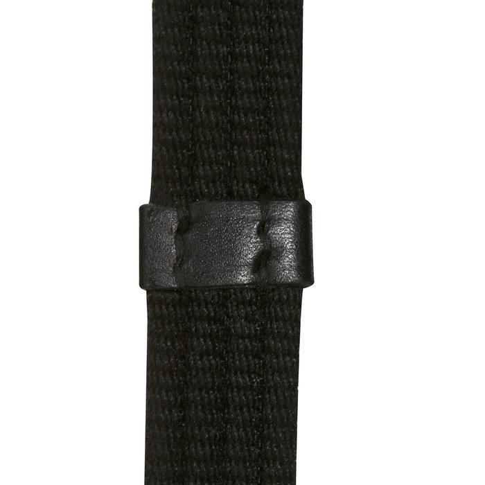 Filet + rênes équitation cheval et poney SCHOOLING cuir noir - 694586