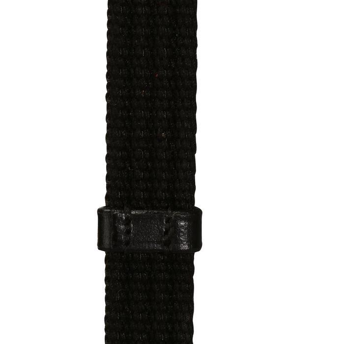 Filet + rênes équitation STRASS noir -  cheval - 694597