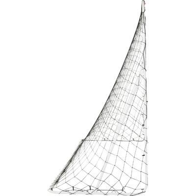 שער בסיסי לכדורגל בגודל L לבן