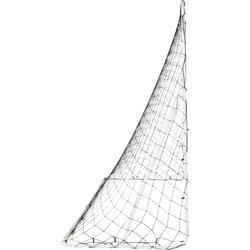 Voetbaldoeltje Basic Goal maat L wit - 694606