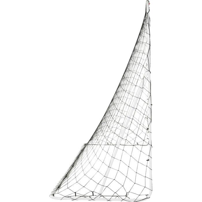 Portería de fútbol FGO 100 talla L blanco