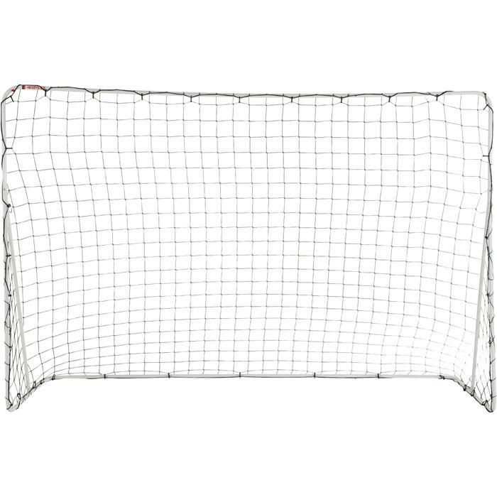 Fußballtor Basic Goal Größe L 300x200 cm weiß