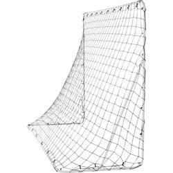 Voetbaldoeltje Basic Goal maat L wit - 694610
