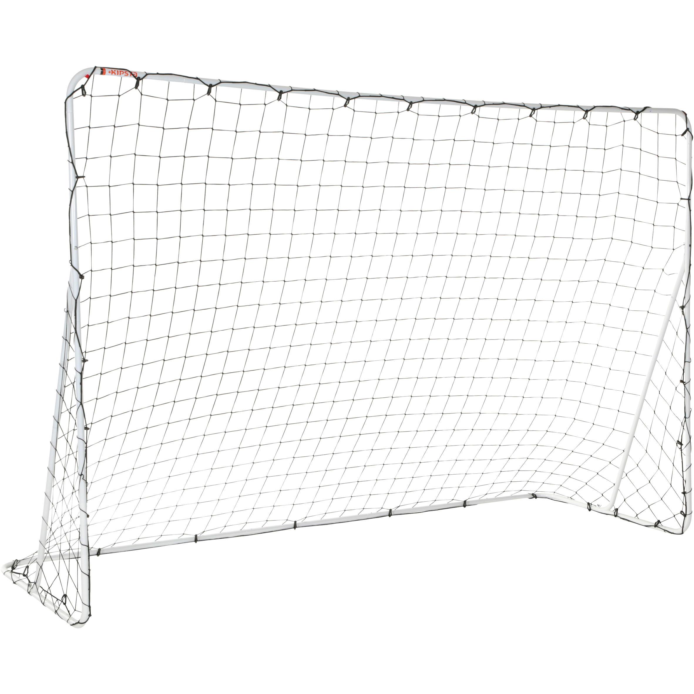 Kipsta Voetbaldoeltje Basic Goal maat L wit