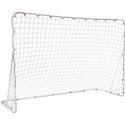 Voetbaldoeltje Basic Goal maat L wit