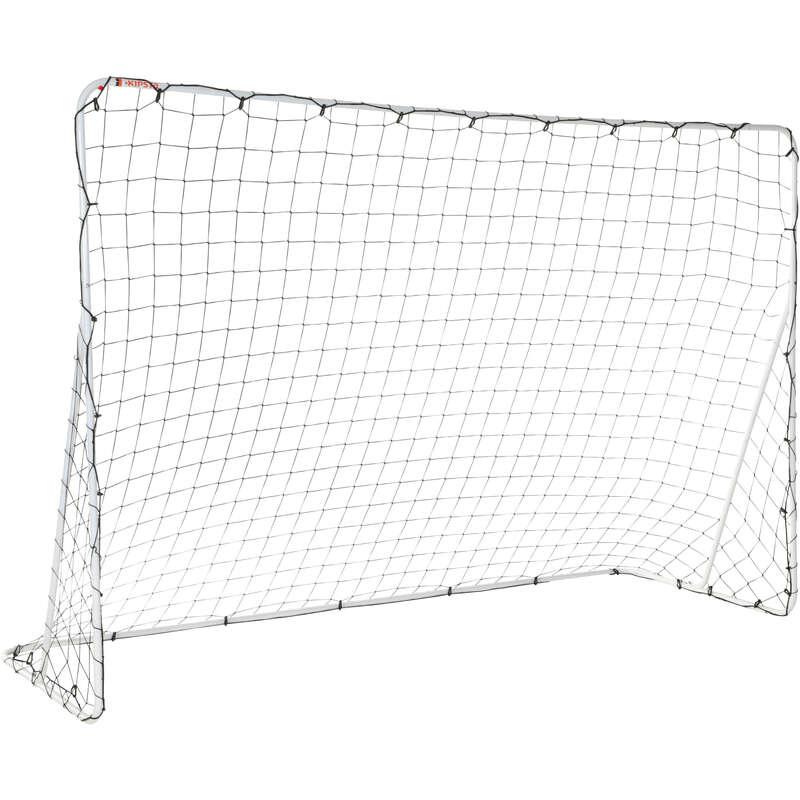 Mini-mål. Lekdags - Fotbollsmål SG100 stl. L vit KIPSTA - Lekdags