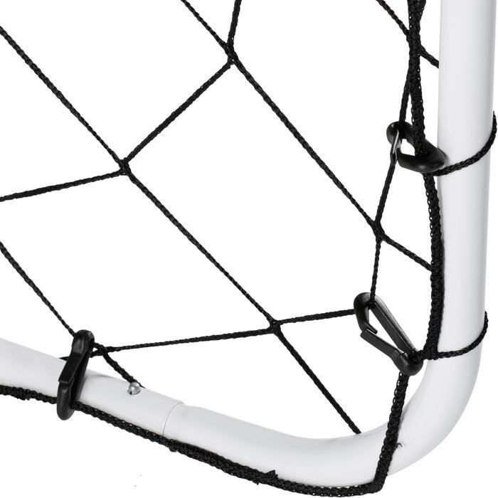 Voetbaldoel Basic Goal maat L wit