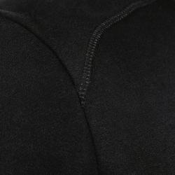 Herensweater met ronde hals voor fitness en pilates gemêleerd - 695073