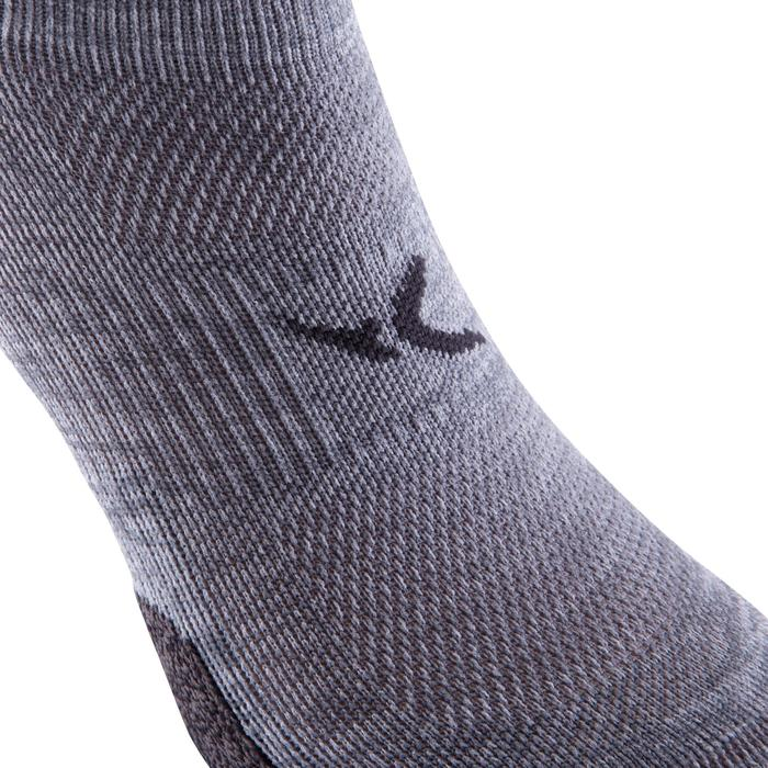 Chaussettes invisibles fitness cardio training x2 - 695088