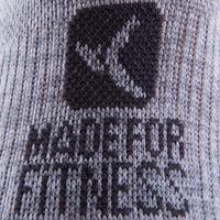 Chaussettes d'entraînement cardio invisibles x2