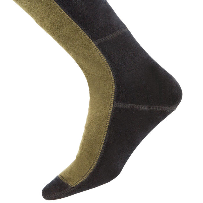 Chaussettes chasse polaires 500