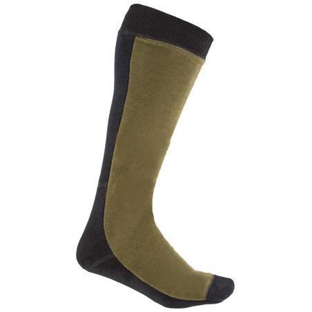 Флісові шкарпетки Steppe 500 для полювання