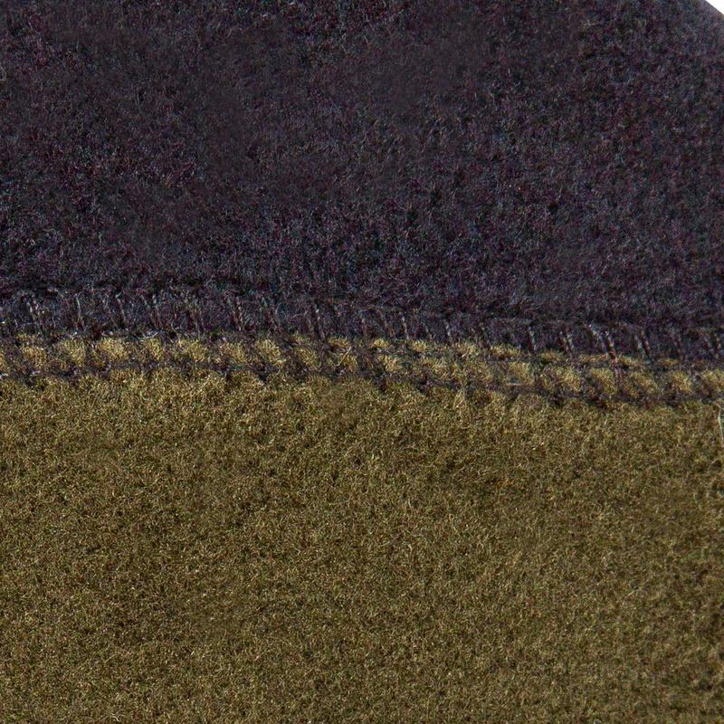 Chaussettes chasse CHAUDE POLAIRE TIGE HAUTE 500