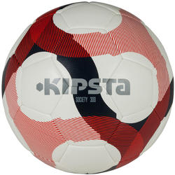 Voetbal Society 300 hybride maat 4 wit - 695397