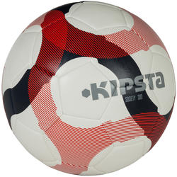 Voetbal Society 300 hybride maat 4 wit - 695398