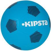 Modra in črna nogometna žoga Sunny 300 (velikost 5)