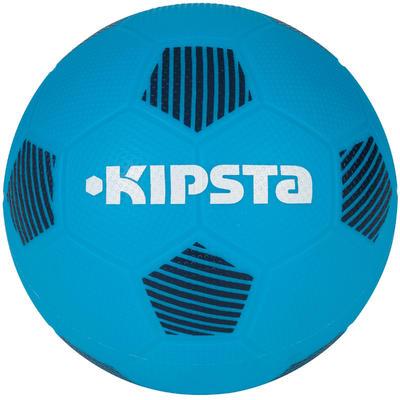 Balón de fútbol talla 5 Sunny 300 azul negro