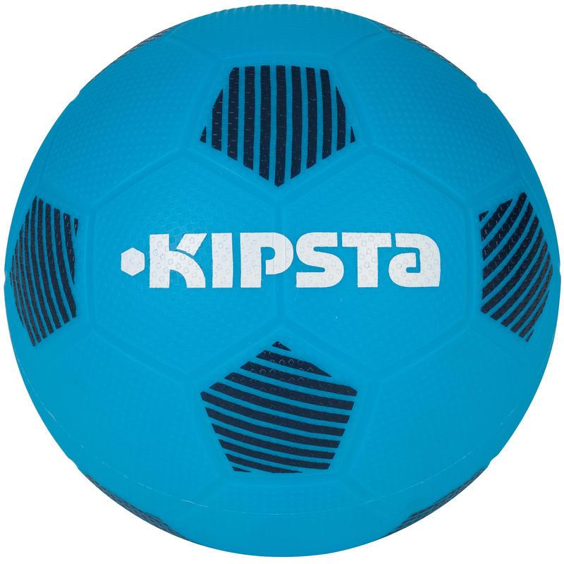 Balón de fútbol Sunny 300 talla 5 azul negro