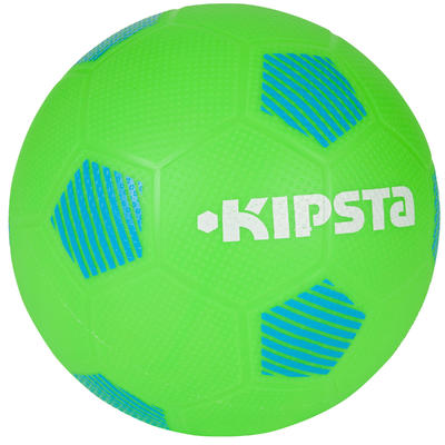كرة قدم Sunny 300 مقاس 5 - لون أخضر في أزرق