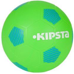 Balón de fútbol Sunny 300 talla 5 verde azul