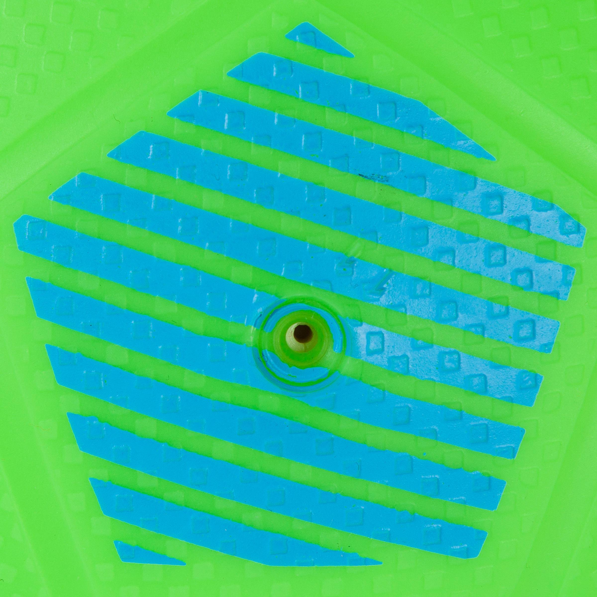 Sunny 300 Football Size 5 - Green/Blue