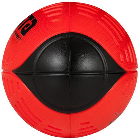 Balón de Rugby Iniciación Wizzy R100 Espuma Talla 3 Rojo Offload