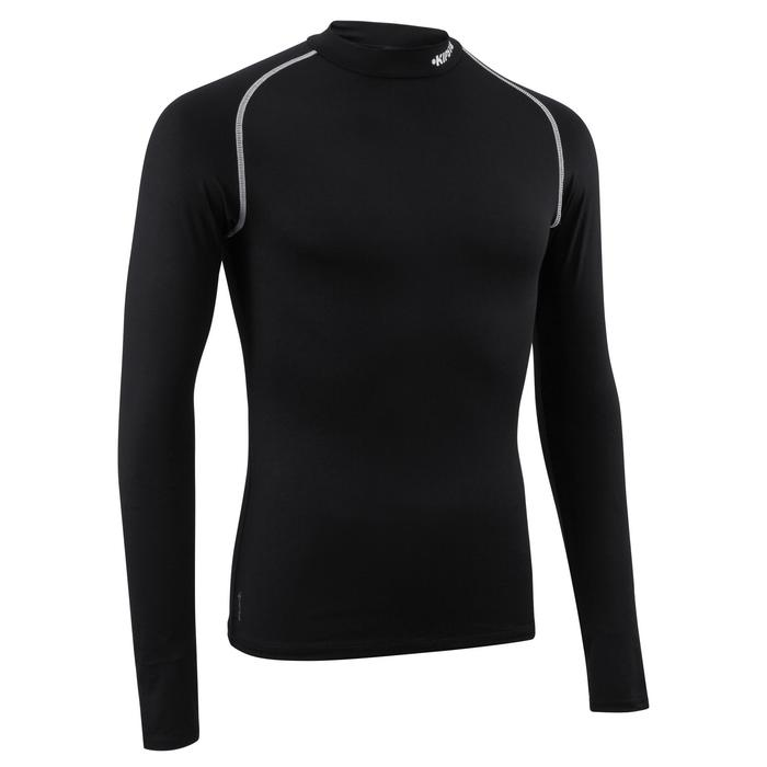 Sous maillot respirant manches longues adulte Keepdry 100 - 695818