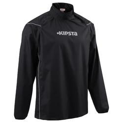 Cortaviento impermeable rugby adulto Smocktop negro