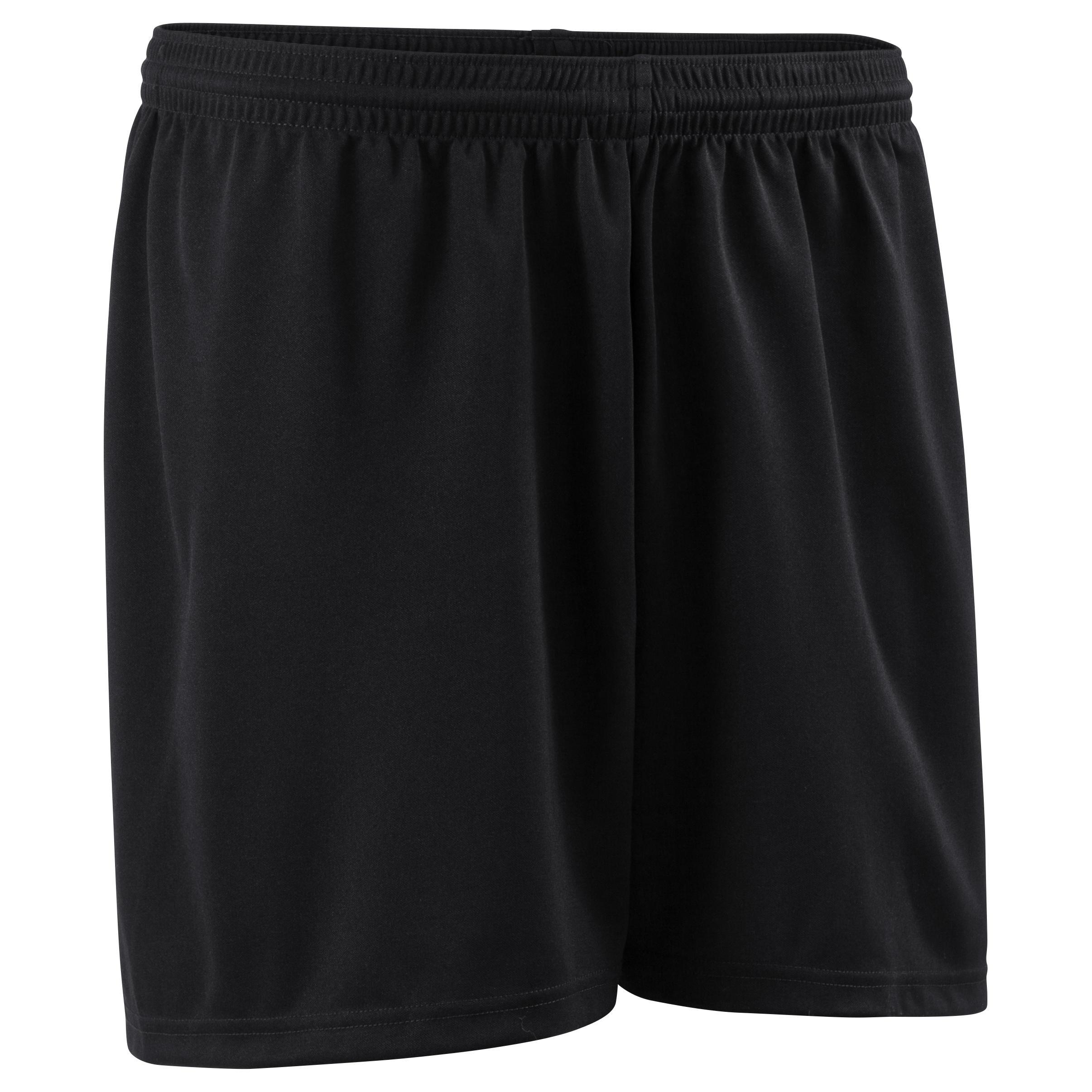 Kipsta Volleybalbroekje heren V100 zwart
