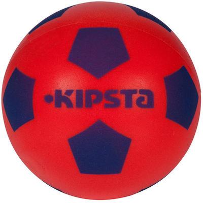 Minibalón fútbol Foam 300 rojo azul
