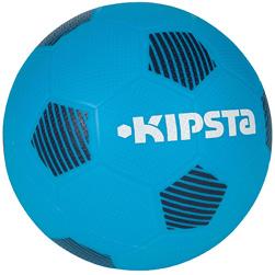 Voetbal Sunny 300 maat 1 lichtblauw zwart