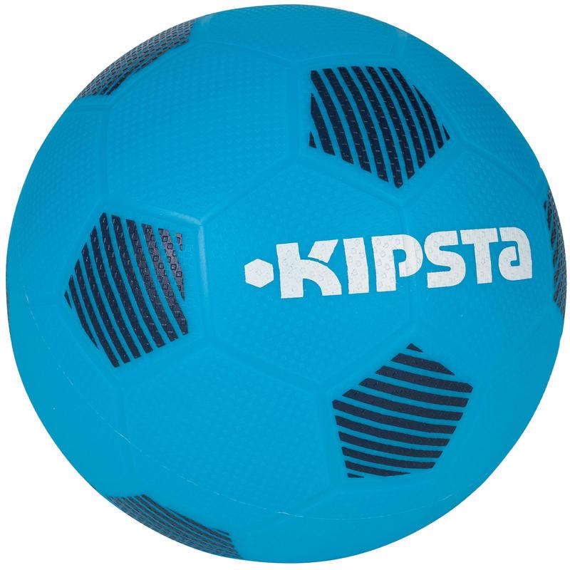 Sunny 300 Size 1 Football - Light Blue/Black