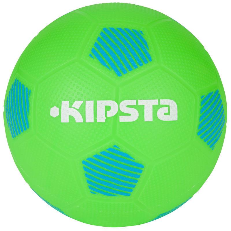 Mini ballon de football Sunny 300 taille 1 vert bleu