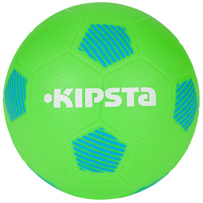 Mini Football Size 1 Sunny 500 - Green/Blue